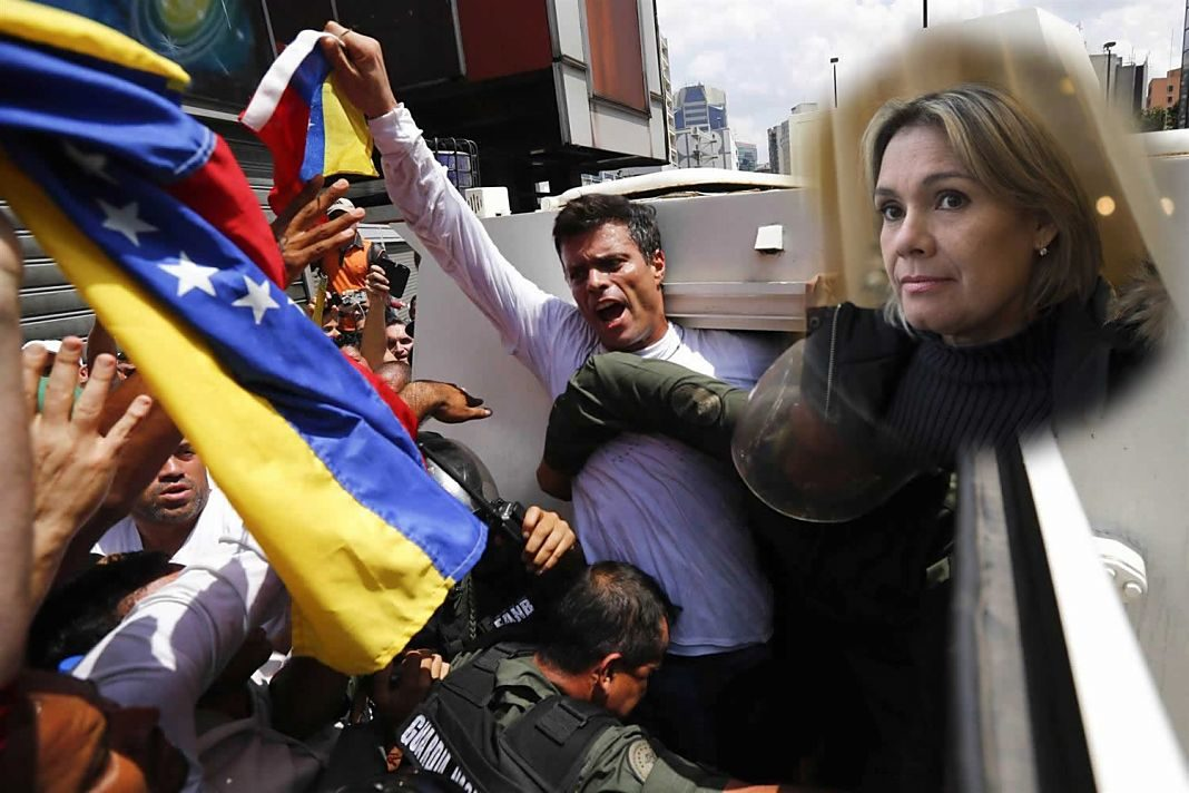 captura leopoldo lopez+1