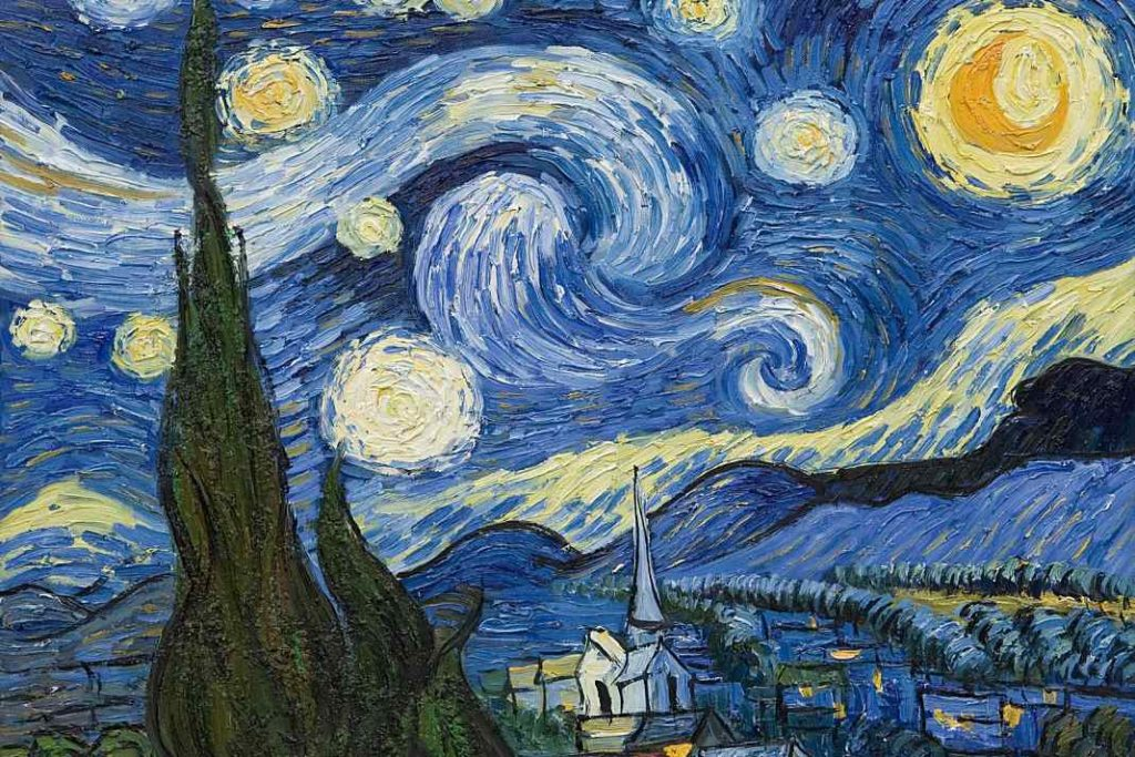 Starry Night+1